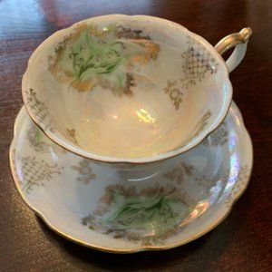Selecta Japan Lily of the Valley Teacup